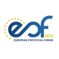 2013 - The EUROPEAN STATISTICAL FORUM 2013
